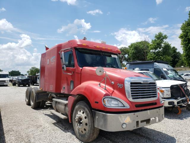 Salvage cars for sale from Copart Wichita, KS: 2005 Freightliner Other