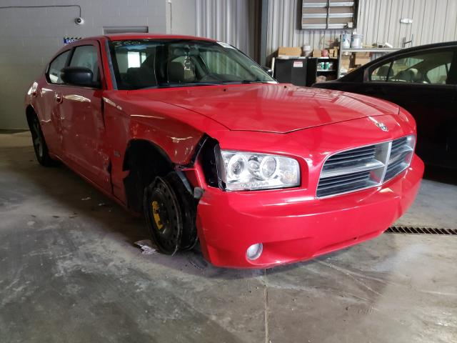 Salvage cars for sale from Copart West Mifflin, PA: 2009 Dodge Charger SX