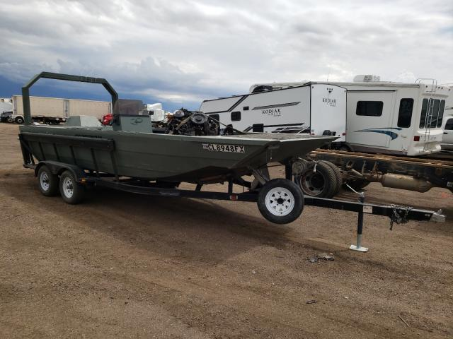 Salvage boats for sale at Brighton, CO auction: 2003 Other Boat