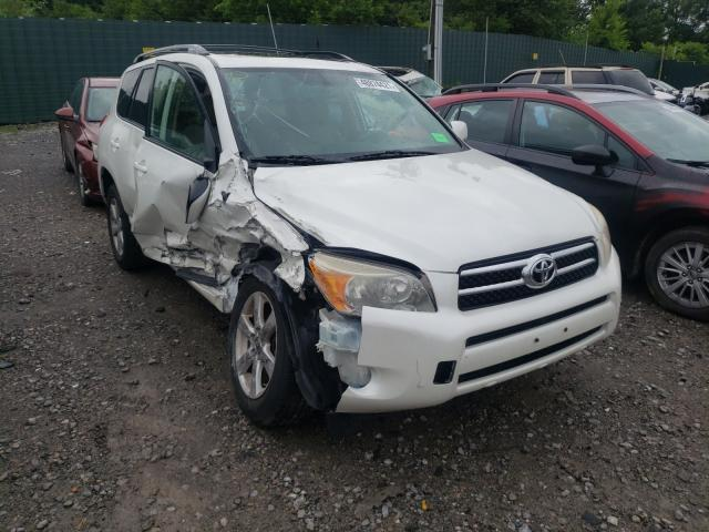 Salvage cars for sale from Copart Madisonville, TN: 2007 Toyota Rav4 Limited
