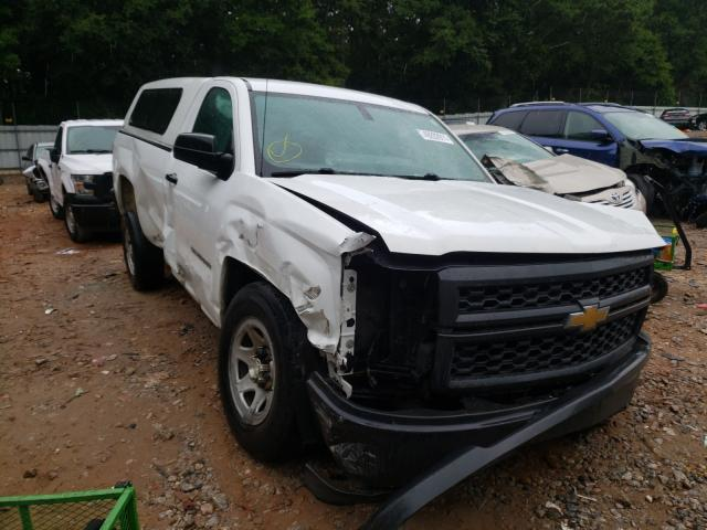 Salvage cars for sale from Copart Austell, GA: 2014 Chevrolet Silverado
