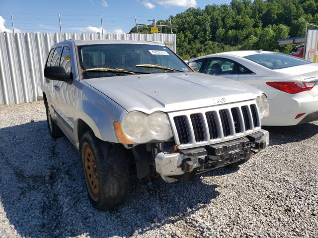 Salvage cars for sale from Copart Hurricane, WV: 2008 Jeep Grand Cherokee