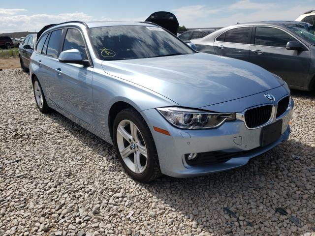 BMW Vehiculos salvage en venta: 2014 BMW 328 XI