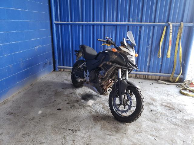 Salvage cars for sale from Copart Cartersville, GA: 2016 Honda CB500 X