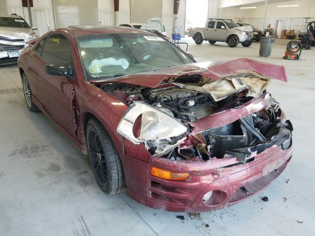 Mitsubishi Vehiculos salvage en venta: 2005 Mitsubishi Eclipse GT