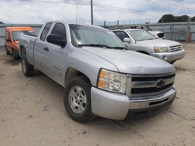 Salvage cars for sale from Copart Conway, AR: 2010 Chevrolet Silverado