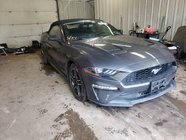 Salvage 2019 FORD MUSTANG - Small image. Lot 48967761