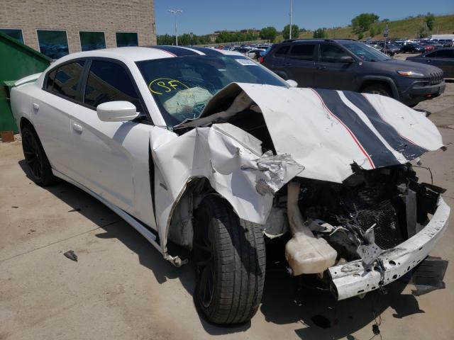 Dodge Vehiculos salvage en venta: 2014 Dodge Charger R