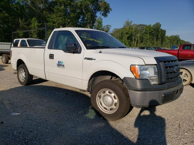 Salvage trucks for sale at Greenwell Springs, LA auction: 2012 Ford F150