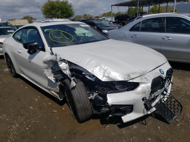 Salvage cars for sale from Copart San Diego, CA: 2021 BMW M440XI