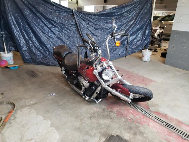 Salvage motorcycles for sale at Sandston, VA auction: 2012 Harley-Davidson Fxdb Dyna