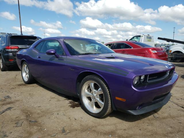 Salvage cars for sale from Copart Woodhaven, MI: 2010 Dodge Challenger