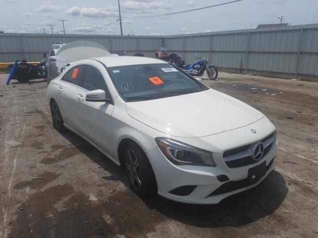 2014 Mercedes-Benz CLA 250 en venta en Dyer, IN