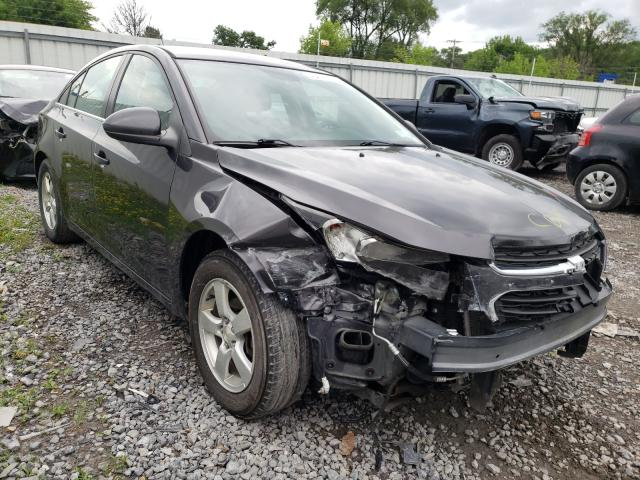 Salvage 2016 CHEVROLET CRUZE - Small image. Lot 49095731