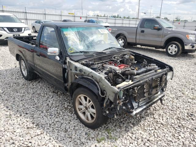 Salvage cars for sale from Copart Alorton, IL: 1994 Toyota Pickup 1/2