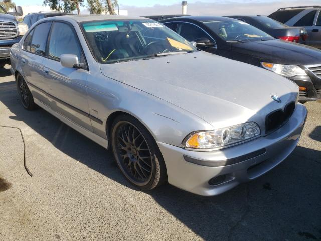 Salvage cars for sale from Copart Martinez, CA: 1999 BMW 528 I Automatic