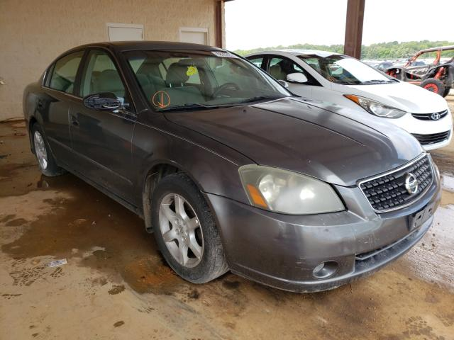 Burn Engine Cars for sale at auction: 2006 Nissan Altima S