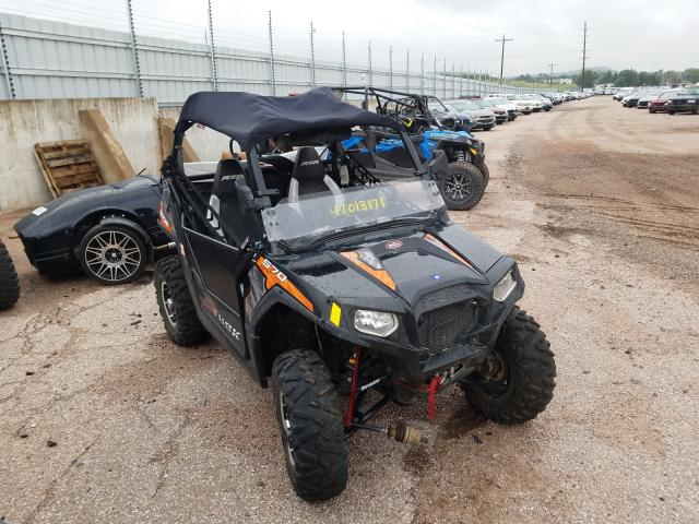 Salvage cars for sale from Copart Colorado Springs, CO: 2016 Polaris Razor