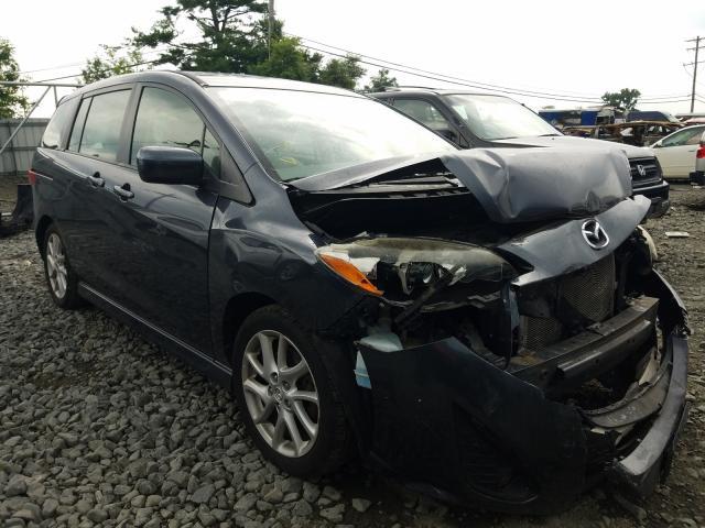 Mazda 5 salvage cars for sale: 2012 Mazda 5