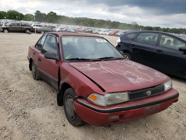 Toyota Vehiculos salvage en venta: 1991 Toyota Corolla