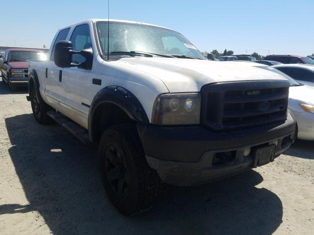 Salvage cars for sale from Copart Antelope, CA: 2002 Ford F250 Super