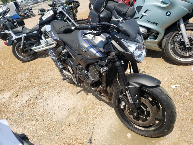 Salvage cars for sale from Copart Bridgeton, MO: 2013 Yamaha FZ8 N
