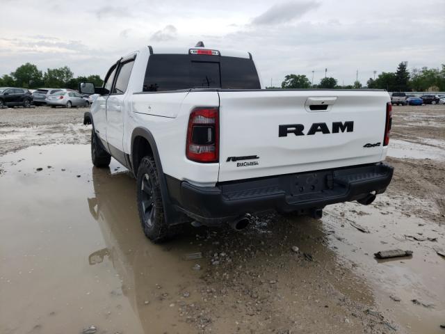2019 RAM 1500 REBEL 1C6SRFLT1KN814601