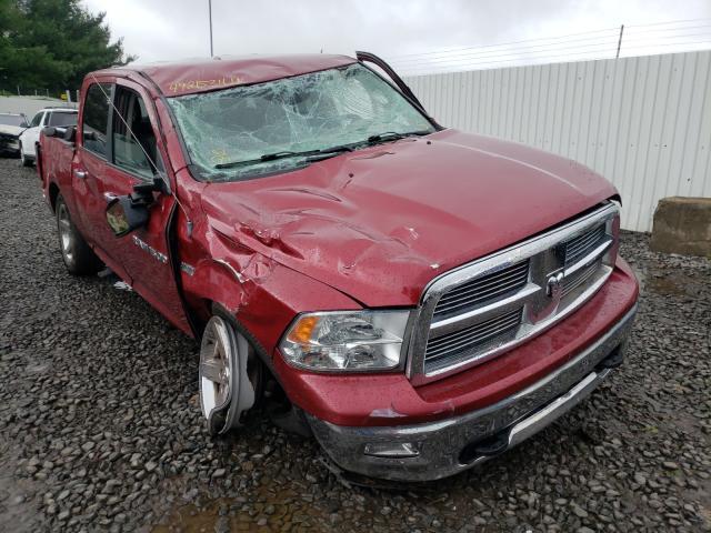 Vehiculos salvage en venta de Copart New Britain, CT: 2011 Dodge RAM 1500