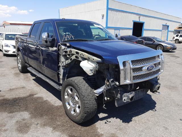 Vehiculos salvage en venta de Copart Las Vegas, NV: 2010 Ford F150 Super