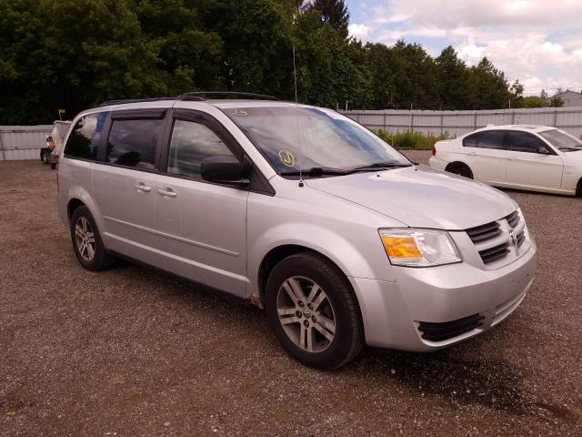 Salvage cars for sale from Copart London, ON: 2010 Dodge Grand Caravan