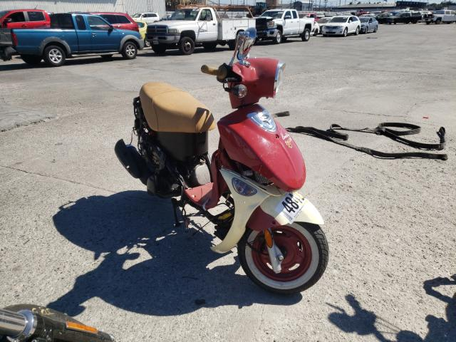 Salvage cars for sale from Copart Sun Valley, CA: 2013 Genuine Scooter Co. Buddy 170I