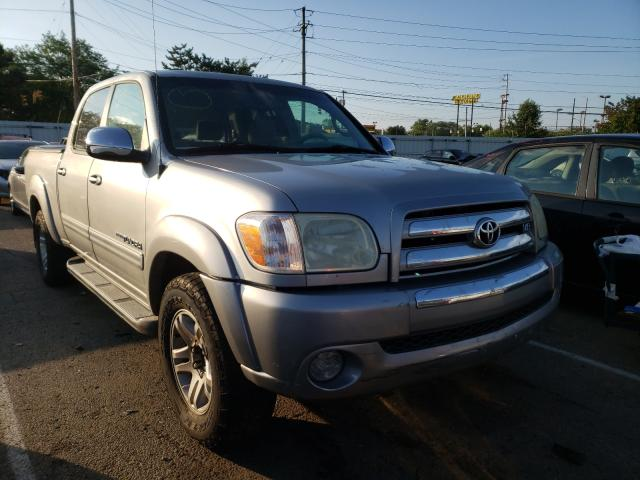 Salvage cars for sale from Copart Moraine, OH: 2006 Toyota Tundra DOU
