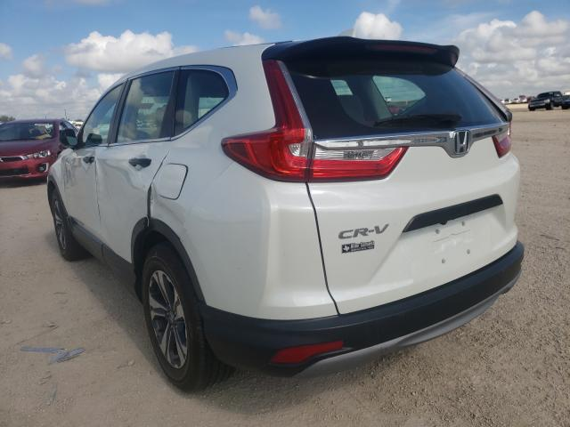 2018 HONDA CR-V LX 2HKRW5H32JH425743