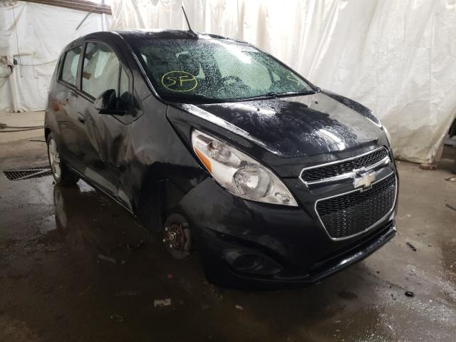 Chevrolet Spark 1LT salvage cars for sale: 2013 Chevrolet Spark 1LT