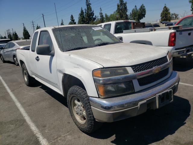 Vehiculos salvage en venta de Copart Rancho Cucamonga, CA: 2007 Chevrolet Colorado