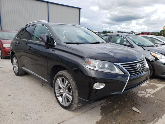 Salvage cars for sale from Copart Apopka, FL: 2015 Lexus RX 350