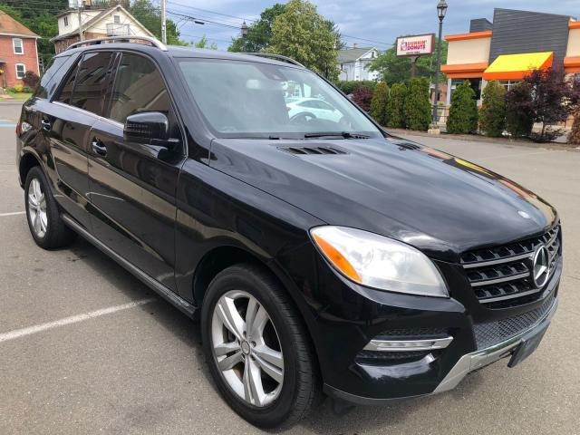 2014 Mercedes-Benz ML 350 4matic en venta en New Britain, CT