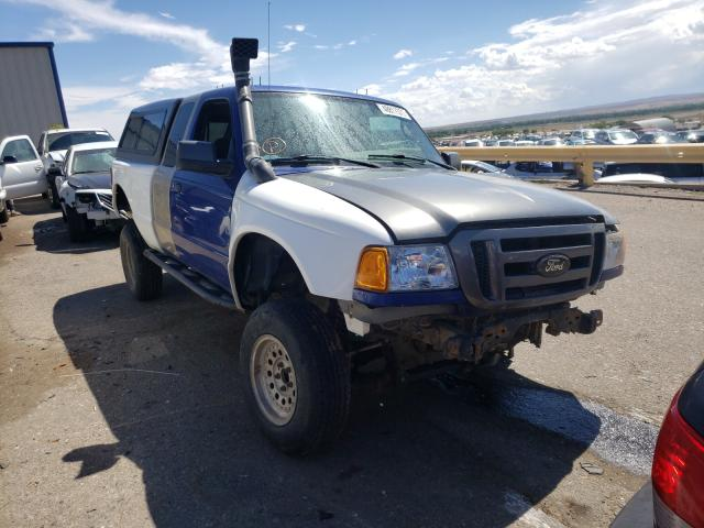 Salvage cars for sale from Copart Albuquerque, NM: 2004 Ford Ranger SUP