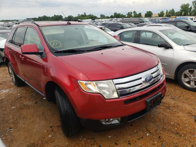 Salvage cars for sale from Copart Bridgeton, MO: 2007 Ford Edge SEL P