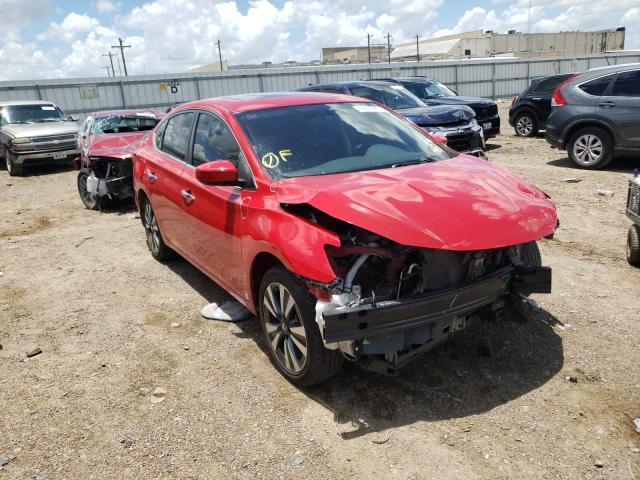 Vehiculos salvage en venta de Copart Mercedes, TX: 2019 Nissan Sentra S
