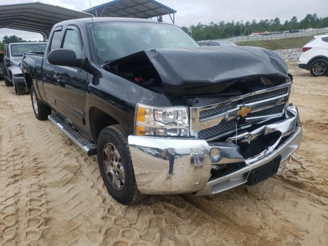 Vehiculos salvage en venta de Copart Gaston, SC: 2013 Chevrolet Silverado