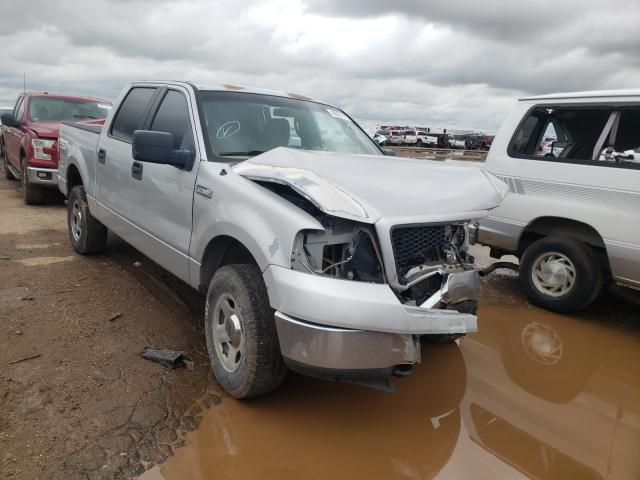 Salvage cars for sale from Copart Amarillo, TX: 2005 Ford F150 Super