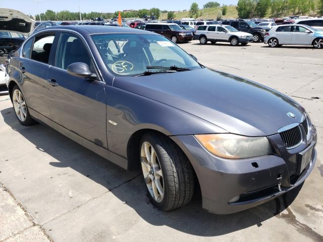 BMW Vehiculos salvage en venta: 2006 BMW 330 XI
