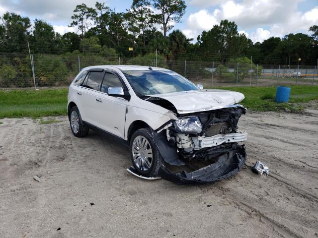 Vehiculos salvage en venta de Copart Fort Pierce, FL: 2010 Lincoln MKX