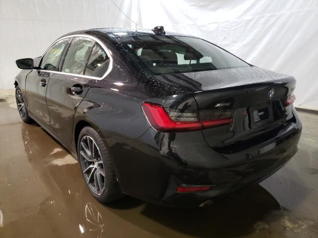 2021 BMW 330XI 3MW5R7J0XM8B83208