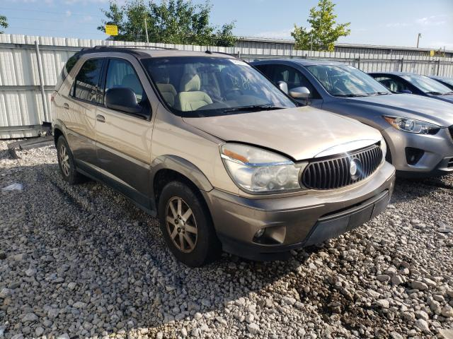 Salvage cars for sale from Copart Walton, KY: 2004 Buick Rendezvous