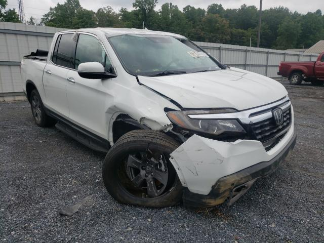 Salvage cars for sale from Copart York Haven, PA: 2020 Honda Ridgeline