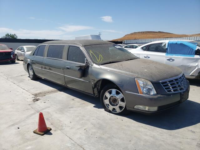 Salvage 2007 CADILLAC ALL OTHER - Small image. Lot 47803131