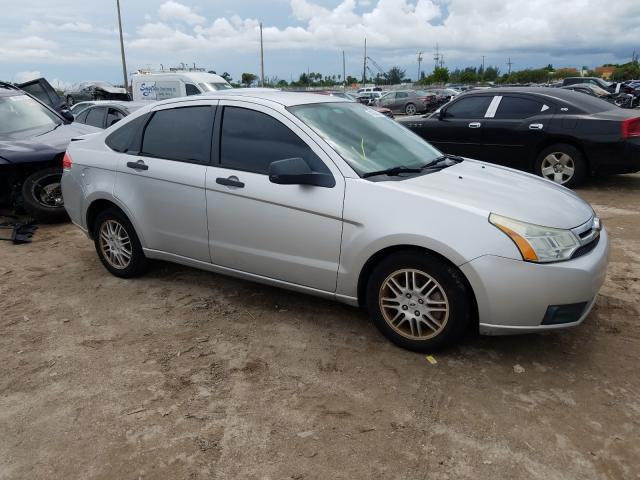 Salvage cars for sale from Copart West Palm Beach, FL: 2010 Ford Focus SE
