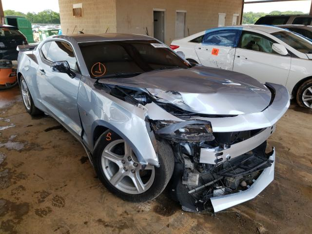 Salvage cars for sale from Copart Tanner, AL: 2017 Chevrolet Camaro LT